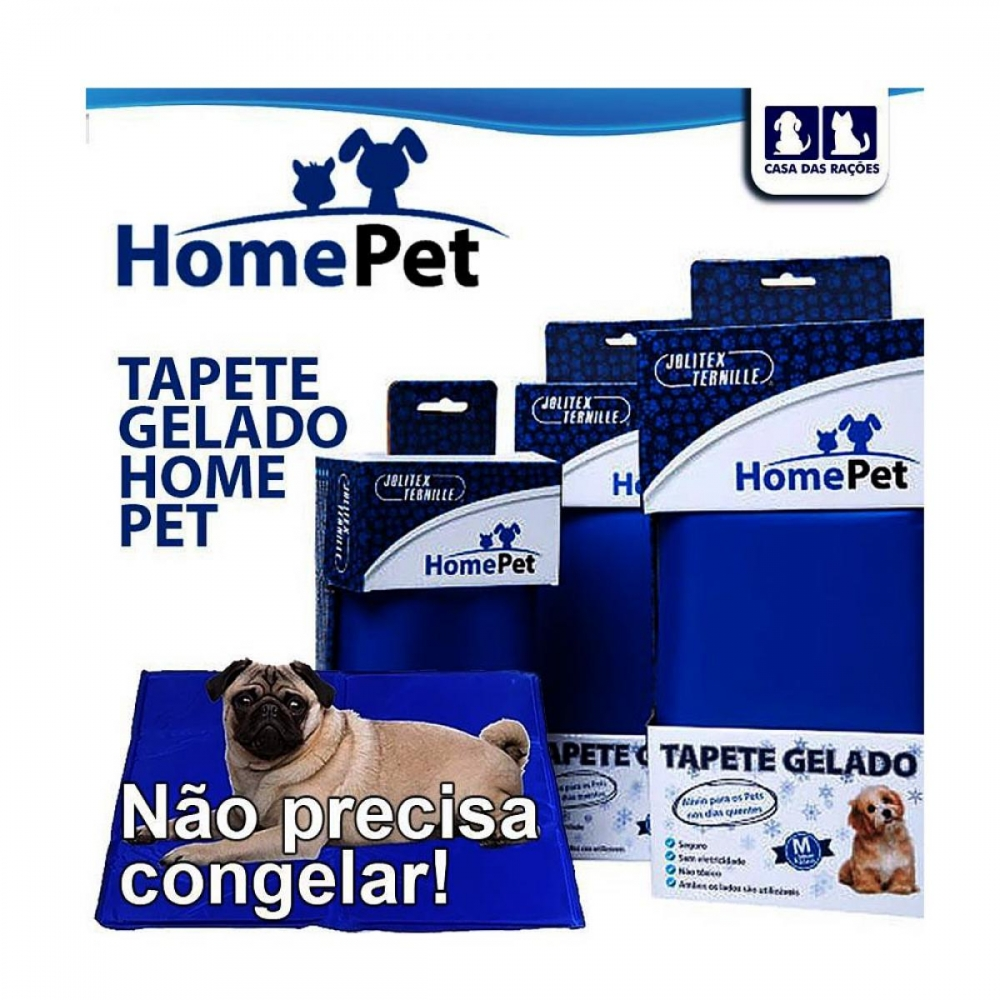 Tapete Gelado Home Pet Pequeno